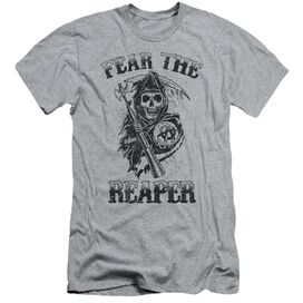 Sons Of Anarchy Fear The Reaper Short Sleeve Adult Athletic T-Shirt