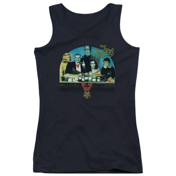 The Munsters 50 Year Potion Juniors Tank Top