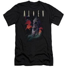 Alien Queen-premuim Canvas Adult Slim