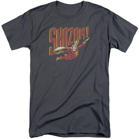 Dc Retro Marvel Short Sleeve Adult Tall T-Shirt