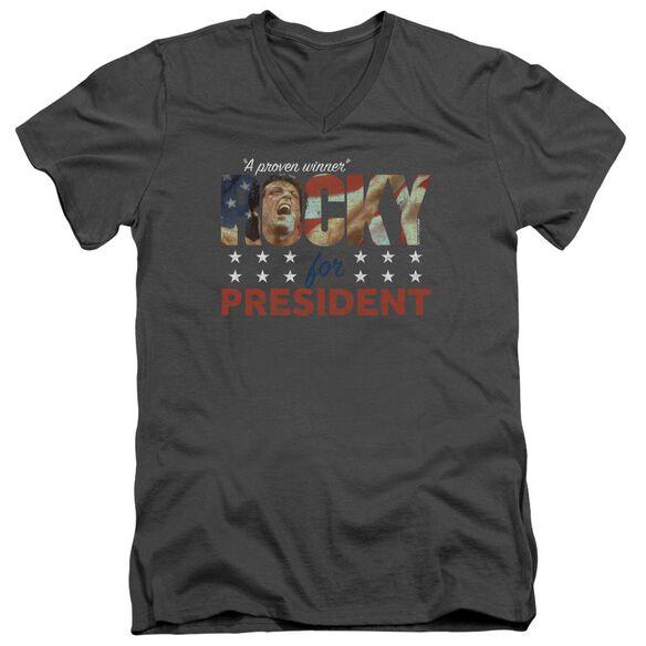 Rocky A Proven Winner Short Sleeve Adult V Neck T-Shirt