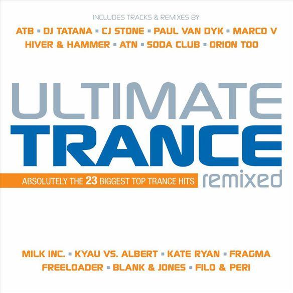 Ultimate Trance Remix0605