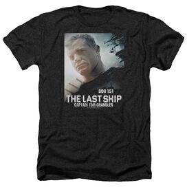 Last Ship Captain Adult Heather