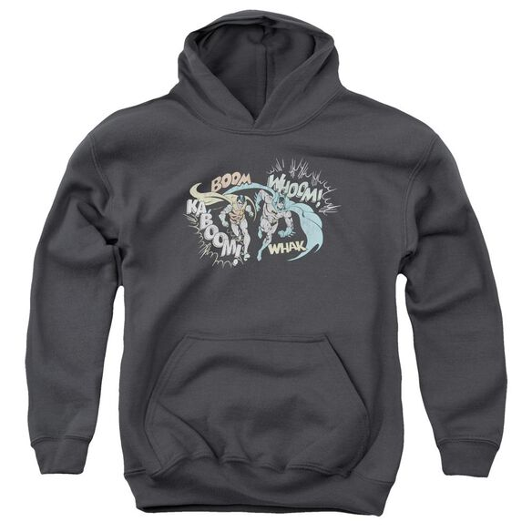 Dco Action Duo Youth Pull Over Hoodie
