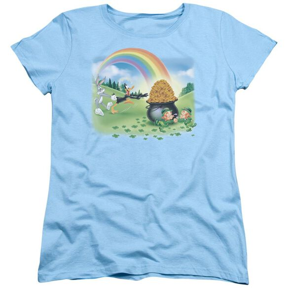 Looney Tunes Mine Mine Mine Short Sleeve Womens Tee Light T-Shirt