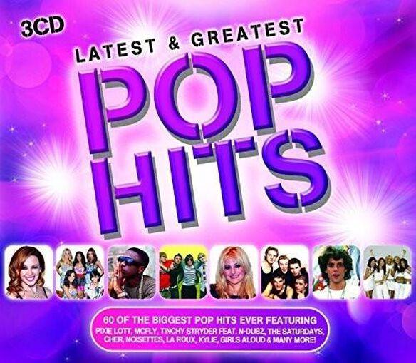 Latest & Greatest Pop Hits / Various (Uk)
