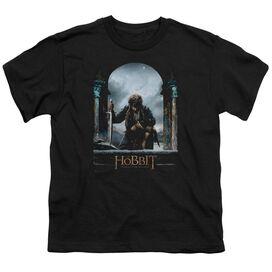 Hobbit Bilbo Poster Short Sleeve Youth T-Shirt
