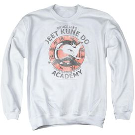 Bruce Lee Jeet Kune Adult Crewneck Sweatshirt