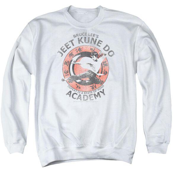 Bruce Lee Jeet Kune Adult Crewneck Sweatshirt