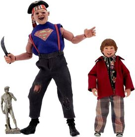 Goonies Sloth & Chunk Clothed Action Figure [2 pack]