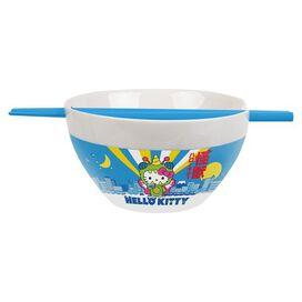 Hello Kitty Kaiju Ramen Bowl