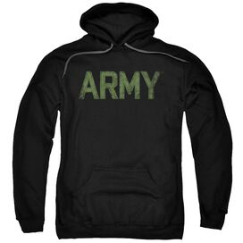 Army Type Adult Pull Over Hoodie