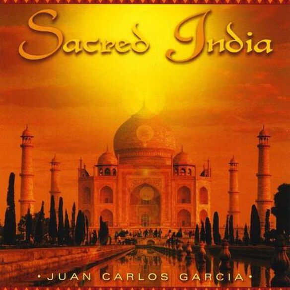 Sacred India (Cdr)