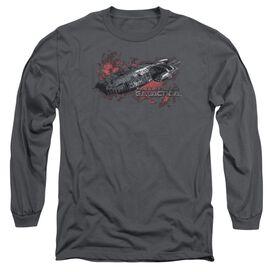 Bsg Galactica Long Sleeve Adult T-Shirt