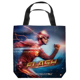 The Flash Fastest Man Tote