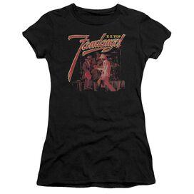 Zz Top Fandango Premium Bella Junior Sheer Jersey