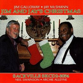 Jim Galloway Jay McShann - Jim & Jay's Xmas