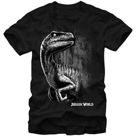 Jurassic World Raptor Stare T-Shirt