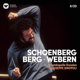 Giuseppe Sinopoli - Schonberg, Berg, Webern