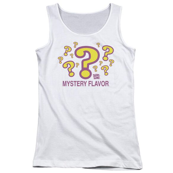 Dum Dums Mystery Flavor Juniors Tank Top