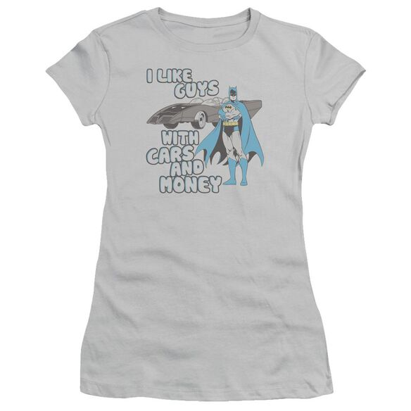 Dc Favorite Things Short Sleeve Junior Sheer T-Shirt