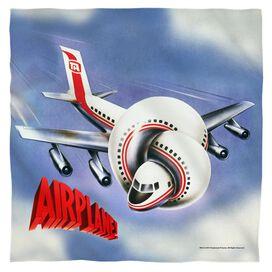 Airplane Postet Bandana White