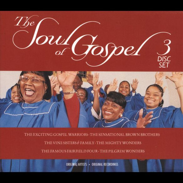Soul Of Gospel Anthem V1