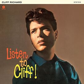 Cliff Richards - Listern To Cliff!
