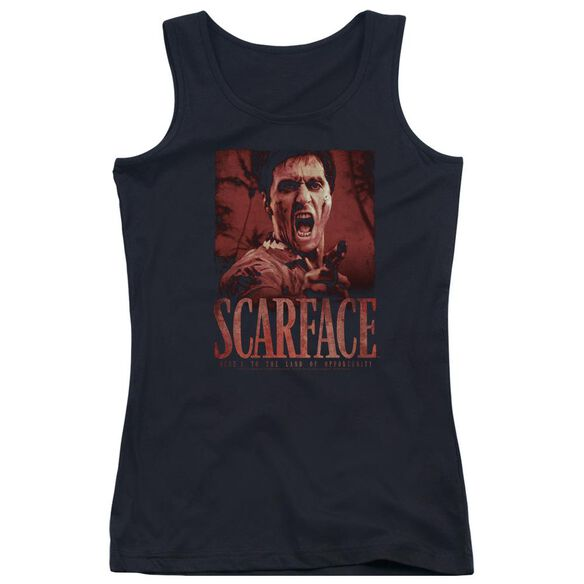 Scarface Opportunity Juniors Tank Top