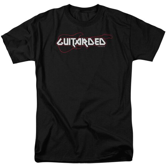 Guitarded Short Sleeve Adult T-Shirt