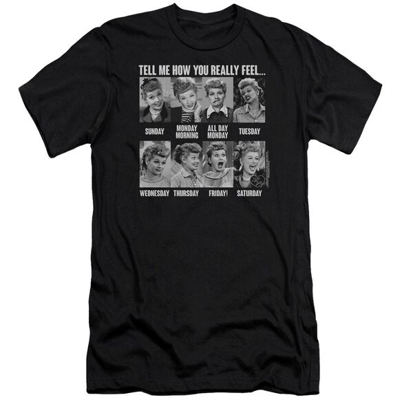 I Love Lucy 8 Days A Week Hbo Short Sleeve Adult T-Shirt