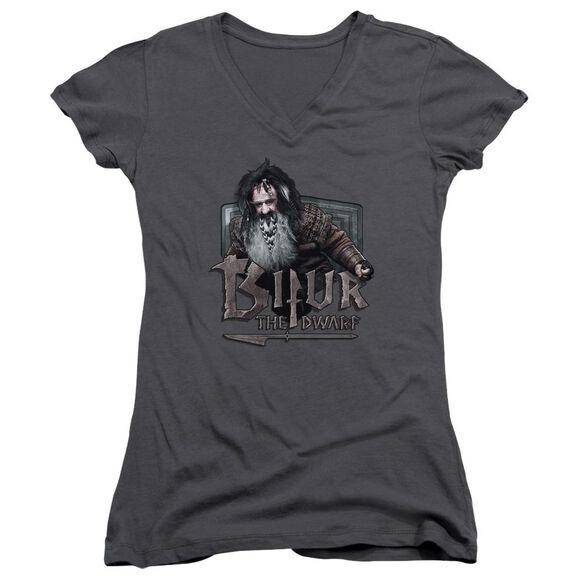 The Hobbit Bifur Junior V Neck T-Shirt