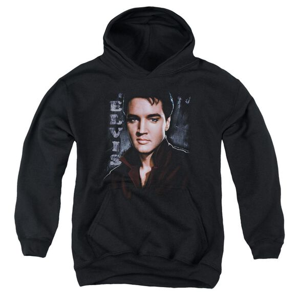 Elvis Tough Youth Pull Over Hoodie