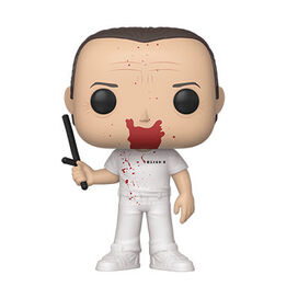 Funko Pop!: Silence of Lambs - Hannibal in Prison Jumpsuit [Bloody]