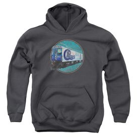 Chicago The Rail Youth Pull Over Hoodie