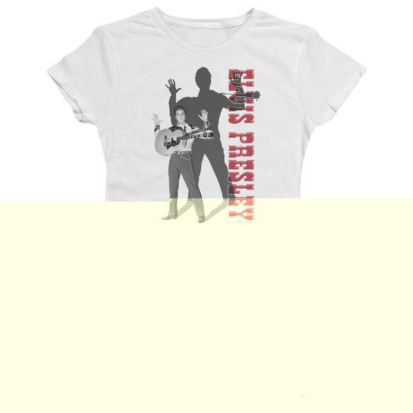 ELVIS PRESLEY LOOK NO HANDS-S/S T-Shirt