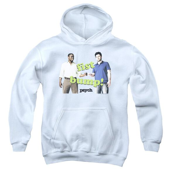 Psych Bump It Youth Pull Over Hoodie