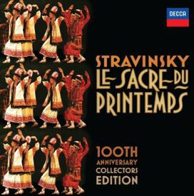 John Ringer - Stravinsky: Le Savre Du Printemps 100th Anniversary / Various