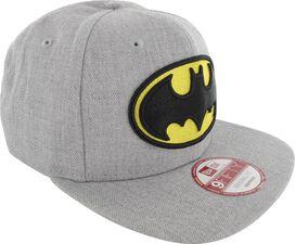 Batman Logo Heathered 9Fifty Hat