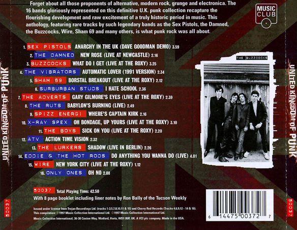 United Kingdom Of Punk897