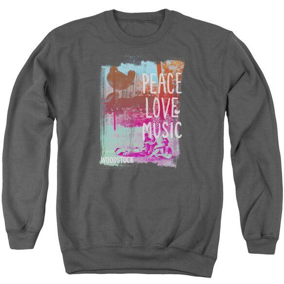 Woodstock Plm Adult Crewneck Sweatshirt