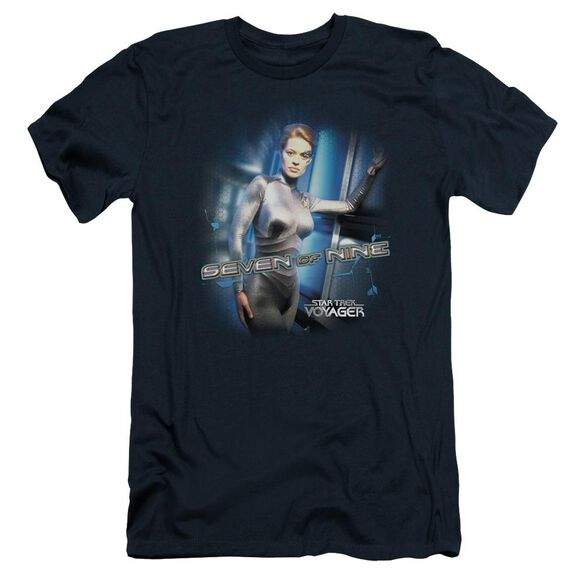 Star Trek Seven Of Nine Short Sleeve Adult T-Shirt