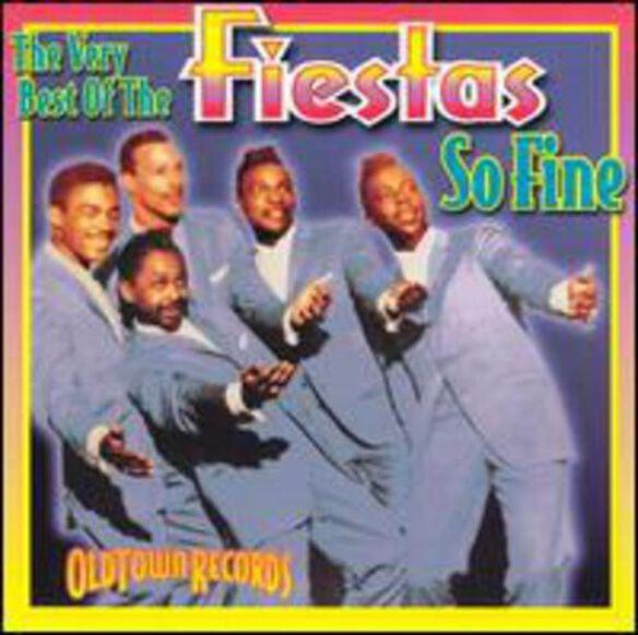 So Fine: Very Best Of Fiestas