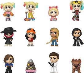 Funko Mystery Mini: Birds of Prey Blind Box