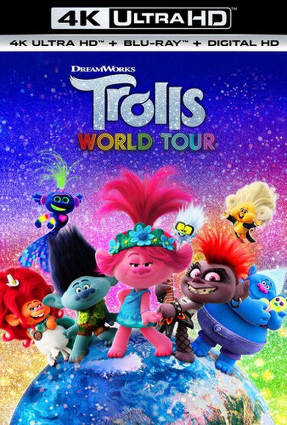 Trolls World Tour (4K) (WBR) (Digc)