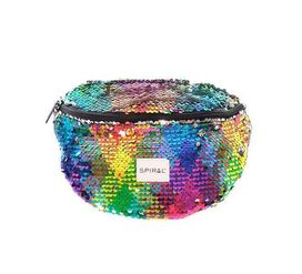 Charmed Sequins Fanny Pack