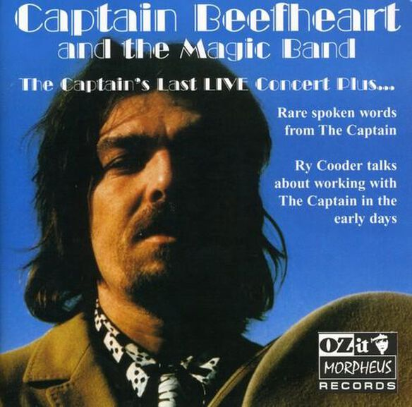 Captains Last Live Concert (Uk)