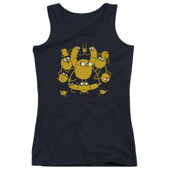 Adventure Time Jakes Juniors Tank Top