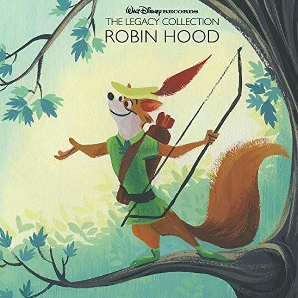 Robin Hood 1973 Original Motion Picture Soundtrack By Original