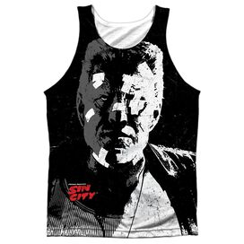 Sin City Marv Adult Poly Tank Top